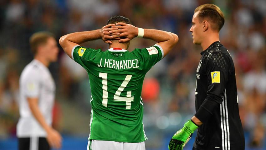 Se acabó el sueño: Alemania elimina a México de la Confederaciones