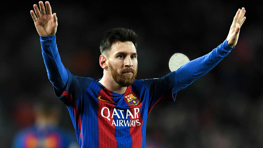 Lionel Messi firmará con FC Barcelona hasta 2021