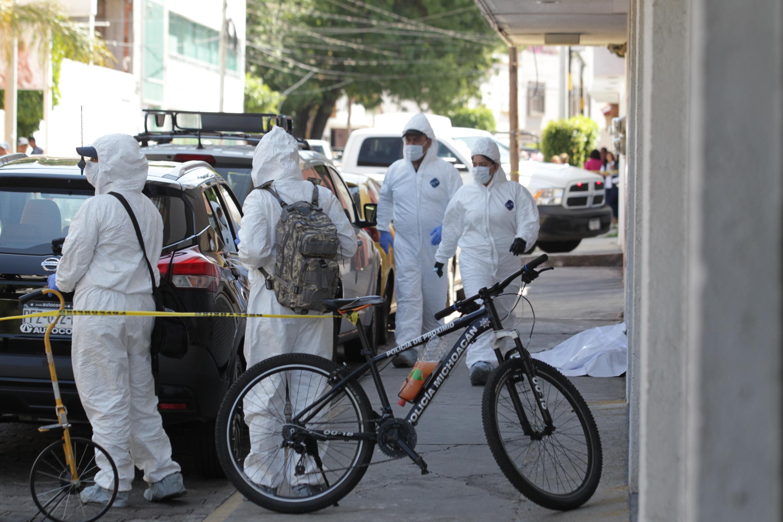 Ejecutan a balazos a un sujeto en la Chapultepec Sur