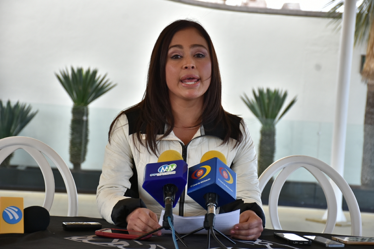 Traiciona Miriam Tinoco a los michoacanos: Soto Sánchez