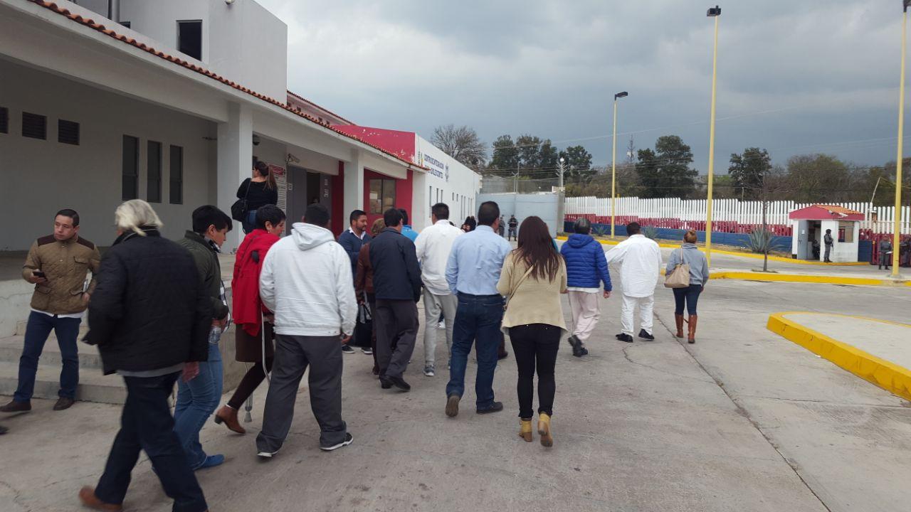 Liberan a todos los profesores de la CNTE detenidos esta semana