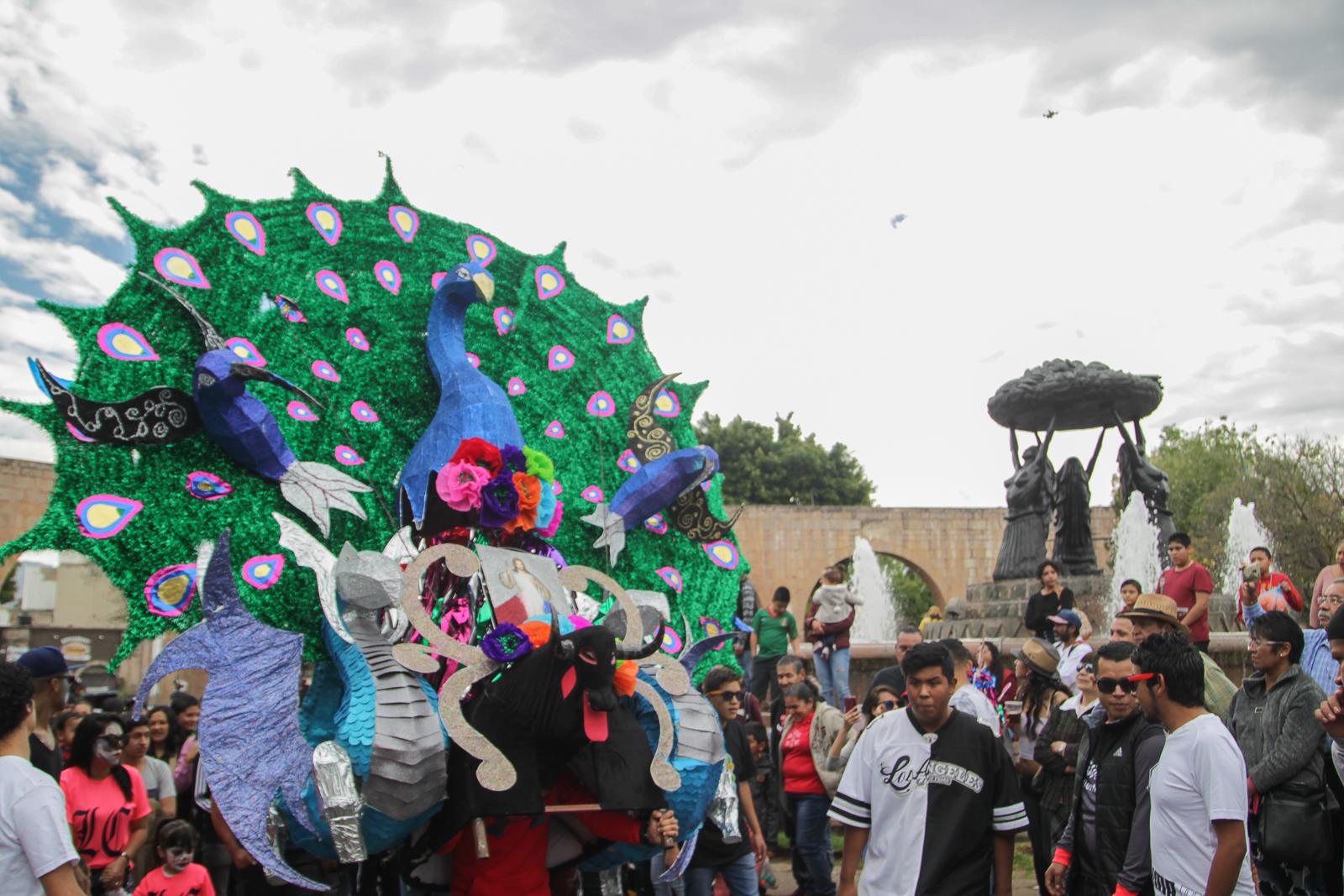 """Morelianos disfrutaron del """"Festival del Torito de Petate"""""""