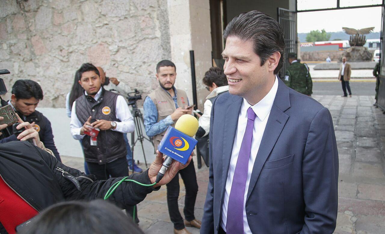 Alfonso Martínez tendrá que dejar su cargo durante campañas: IEM