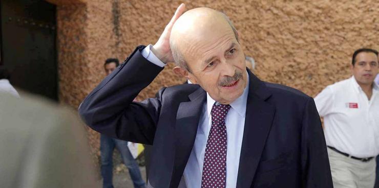 """Raúl Morón """"bajaría del barco"""" a Fausto Vallejo por la alcaldía de Morelia"""