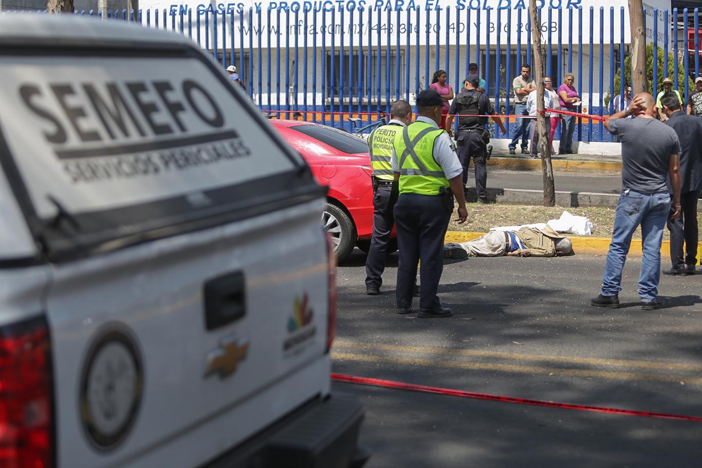 Muere un hombre tras ser atropellado en Madero Poniente