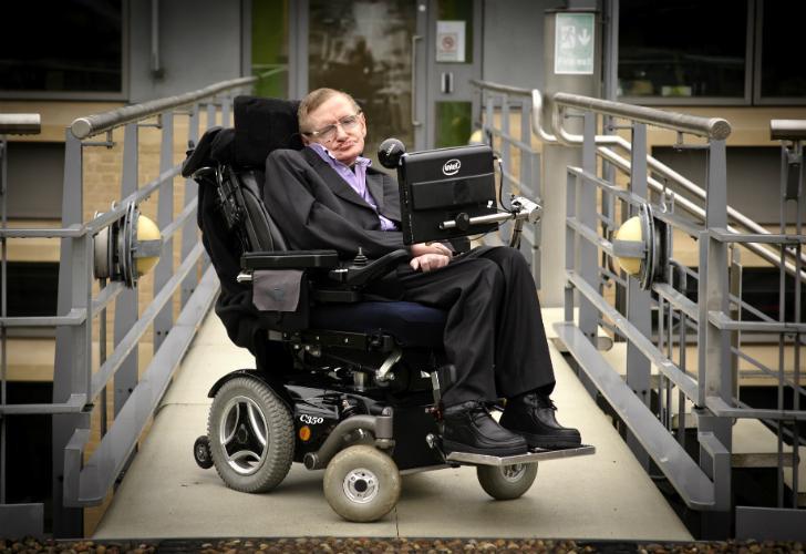 Murió a los 76 años, el físicoStephen Hawking