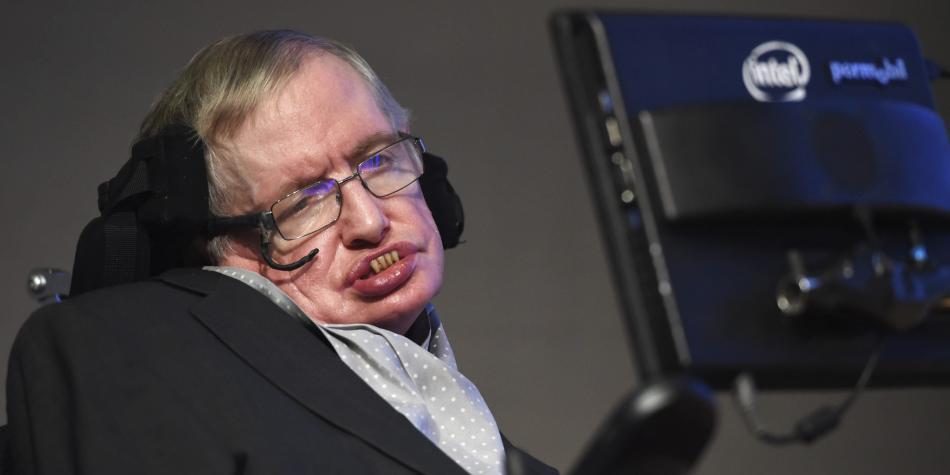 Muere a los 76 años, el físicoStephen Hawking