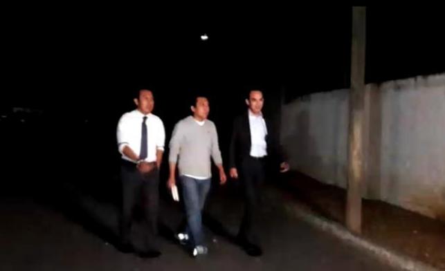 Sale en libertad Luis, Médico acusado por muerte de un niño en Oaxaca