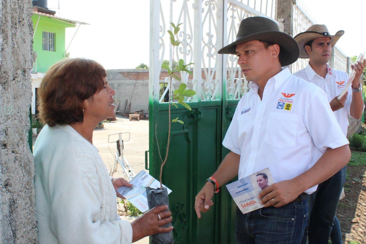 Distrito XVI de Morelia, una zona noble pero que ocupa voluntad y trabajo: Jonathan Sanata