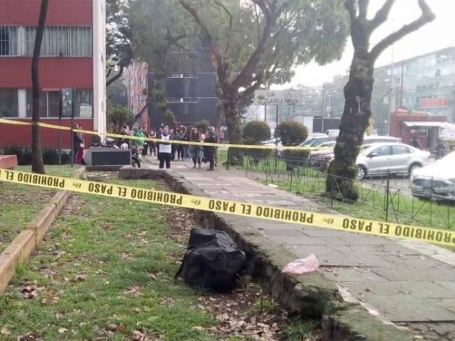 El cadaver hallada dentro de maleta abandonada en Tlatelolco era de una niña.