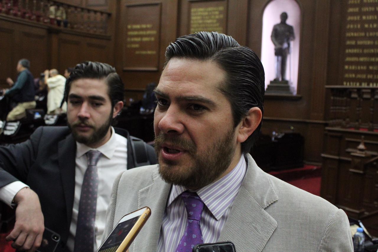 Habrá tolerancia cero a la corrupción por parte del GPPRI: Eduardo Orihuela.