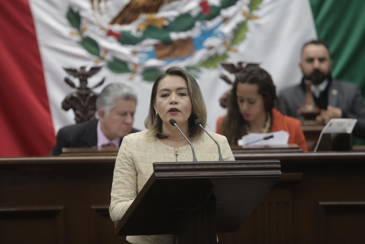 Garantizar transparencia y certeza en votaciones de diputados, propone Yarabí Ávila González