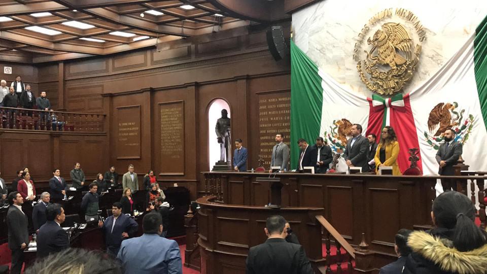 Crecieron las cuentas bancarias de los nuevos diputados michoacanos