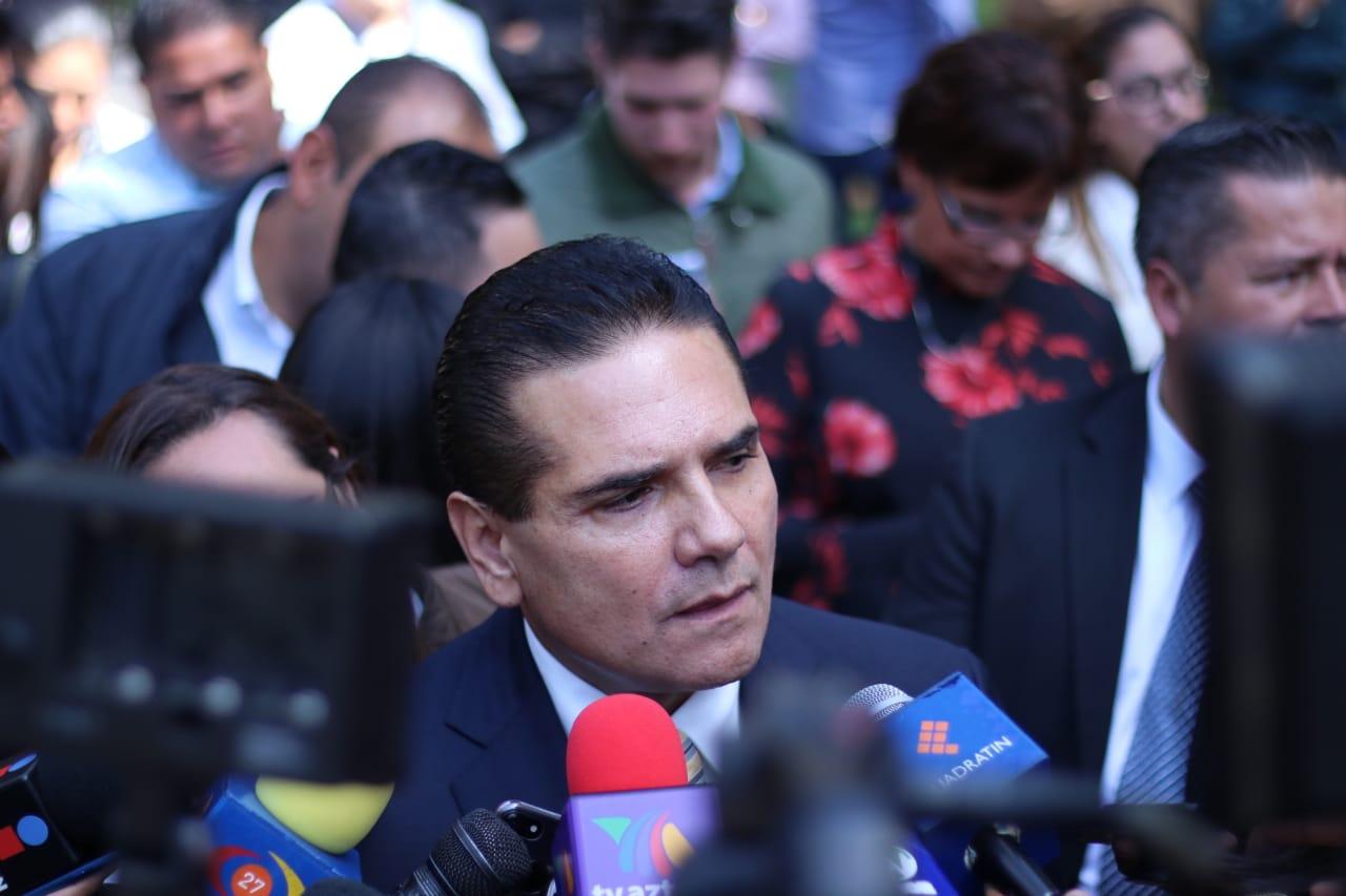 Coordinación y respeto, nunca sumisión, señala Silvano Aureoles