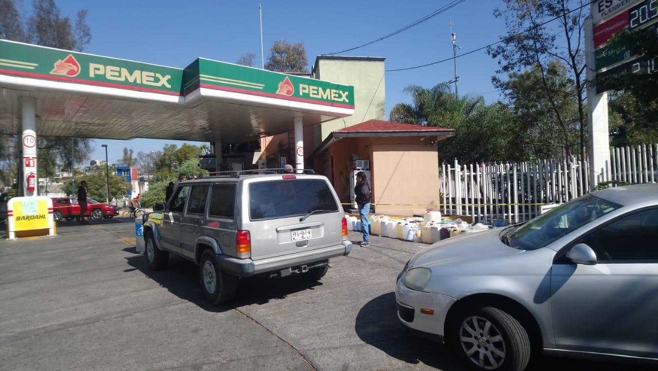 Sí hay desabasto de gasolina en Michoacán, confirma líder de UGAMICH