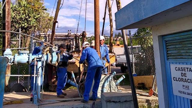 OOAPAS deja sin agua a varias colonias de Morelia
