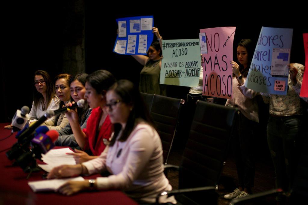 Nicolaitas levantan la voz en contra del abuso y acoso sexual